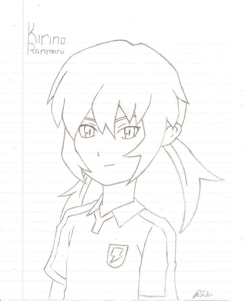 Inazuma Eleven Go Kirino