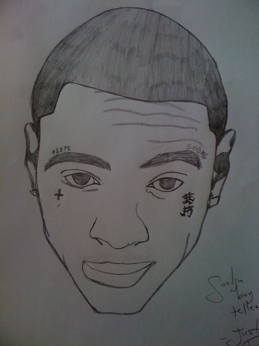 Soulja Boy Tellem By Jswag34 On Deviantart