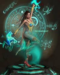 Enchanting by technonaut