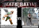 DEATH BATTLE Idea Gilius Thunderhead VS Gimli