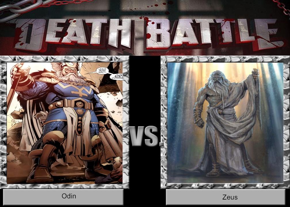 The gallery for --> Zeus Vs Odin Vs Ra