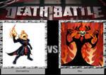 DEATH BATTLE Idea Dormammu vs Aku