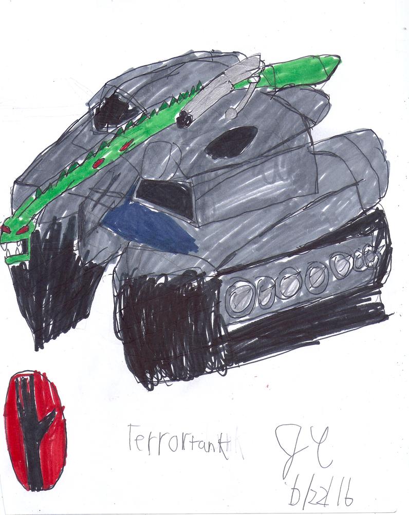 Terrortank - Dysthymia/Anhedonia