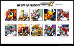 Jefimus Prime's Top 10 Mega Man x Mavericks