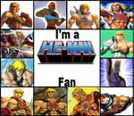 I am A He-Man Fan