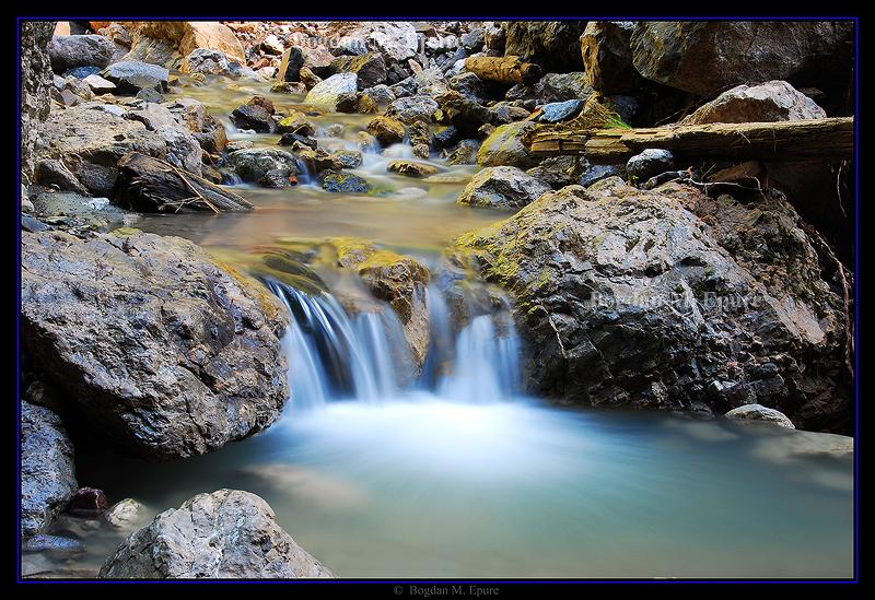 Peaceful water by BogdanEpure