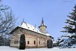 St. George's church in winter