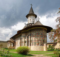 Sucevita monastery 05 by BogdanEpure