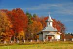 Church of autumn