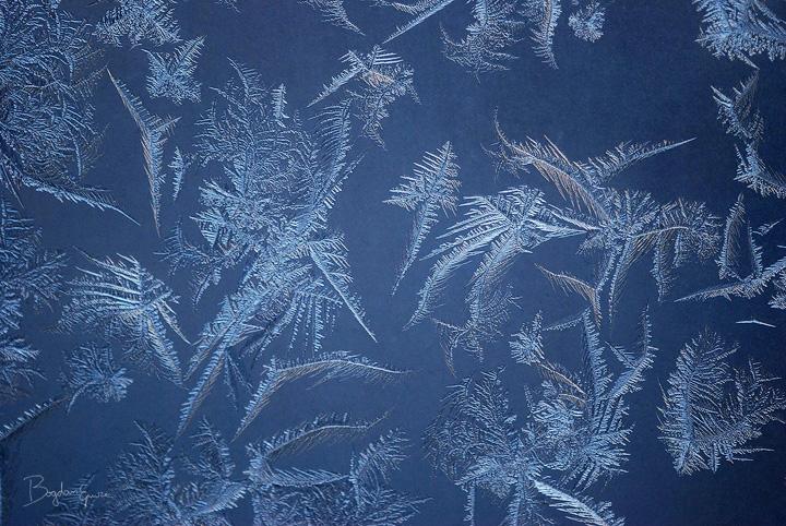 Winter drawings by BogdanEpure