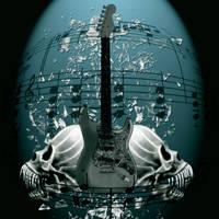 breaking sound... by metalromantica