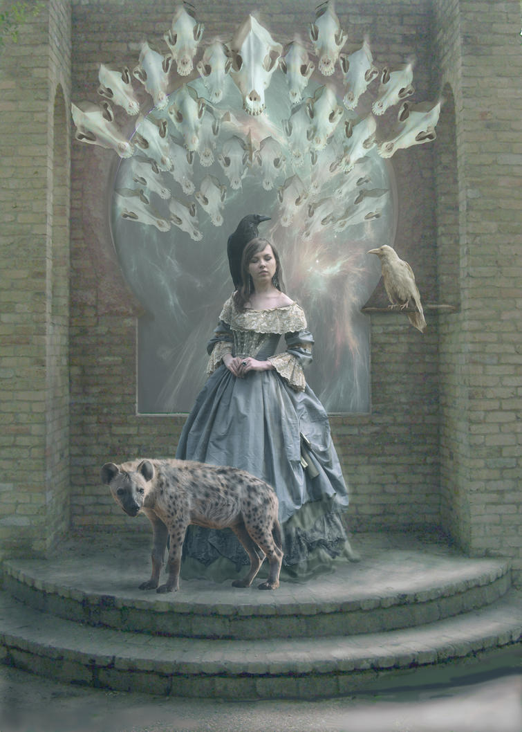 The forgotten ones... by metalromantica