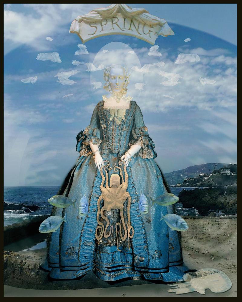 Su Sagrada Madre Primavera... by metalromantica