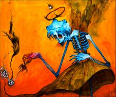 Bone Joker by LyndsayHarper