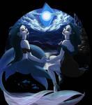 Mermaid Hands