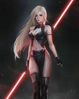 Niul - Star Wars inspired Sith lord