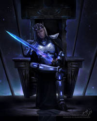 Galactic Emperor by BlondynkiTezGraja