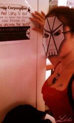 Lakota Masked by a-m-b-e-r-w-o-l-f