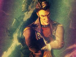 Handsome Future by a-m-b-e-r-w-o-l-f