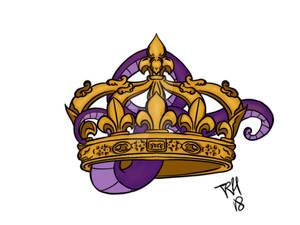 Taken Crown Commission by a-m-b-e-r-w-o-l-f