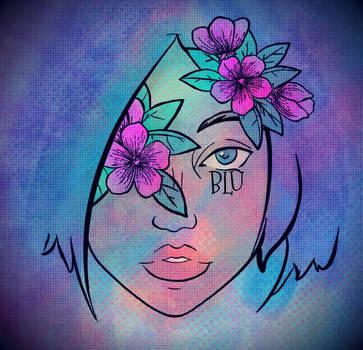 BLU - Social Media Icon