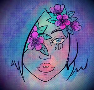 BLU - Social Media Icon by a-m-b-e-r-w-o-l-f