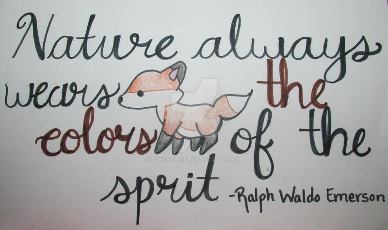 Nature Spirit RWE by Ani-elle