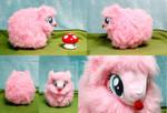Presenting Fluffle Puff