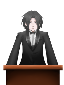 Feitan in tuxedo~ 2.0