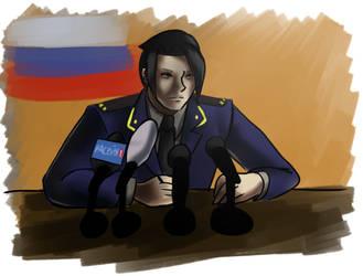 New prosecutor
