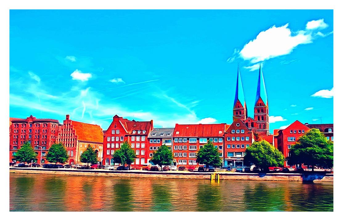 Hanseatic City by arnarn-stinkfist