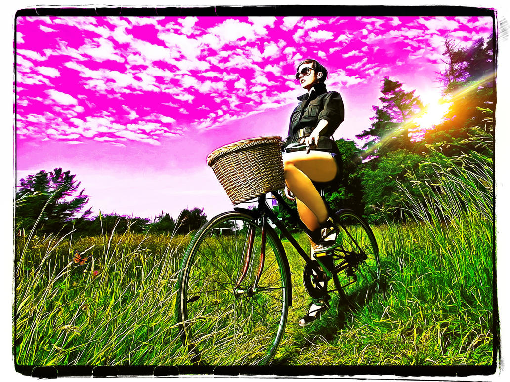 Bicycle by arnarn-stinkfist