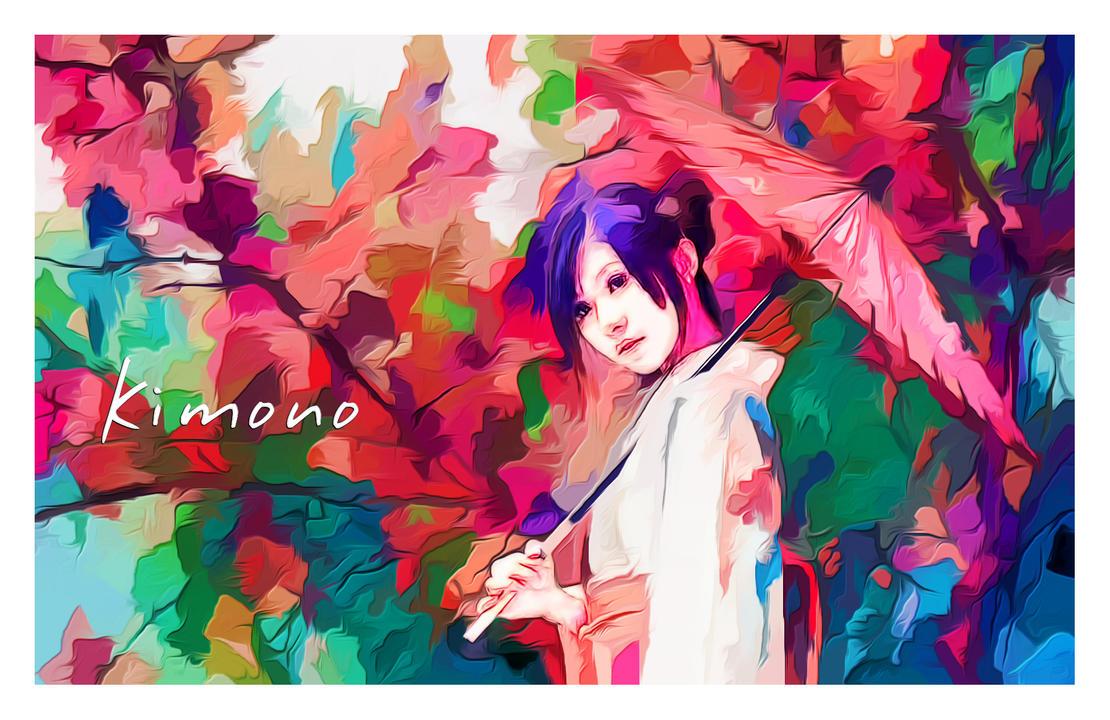 kimono by arnarn-stinkfist