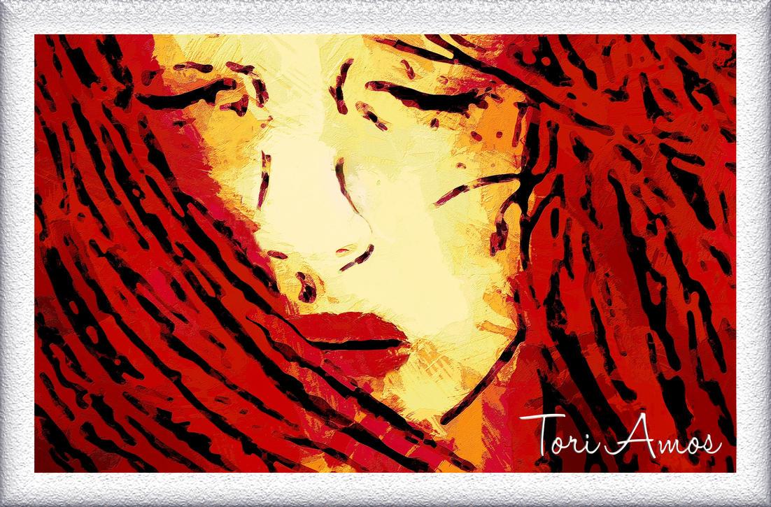 Tori Amos by arnarn-stinkfist