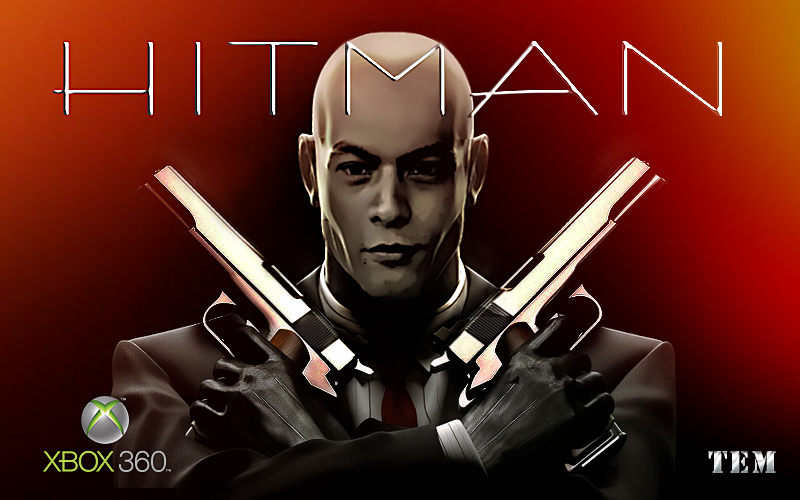 hitman by arnarn-stinkfist