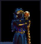 Drow sorceress(CMS)