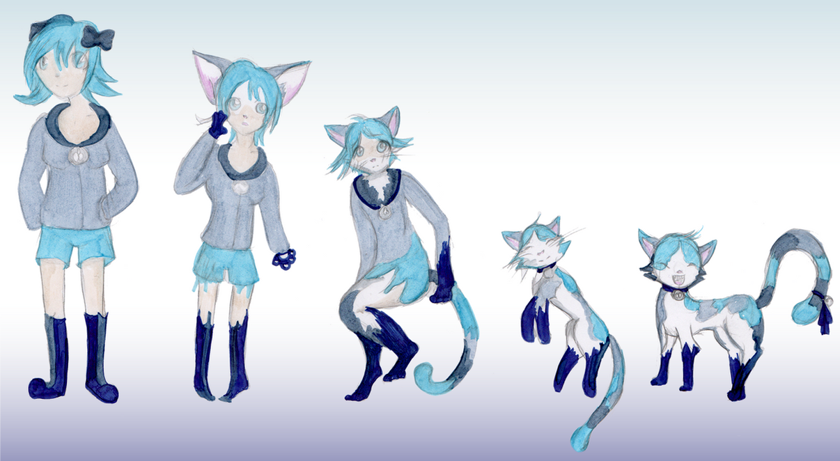 Cat TF on trasformation DeviantArt - hati info