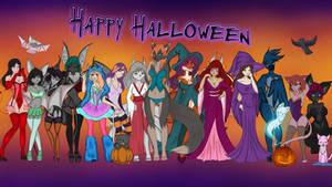 Luxa's Halloween Special 2015