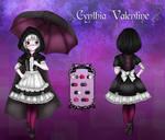 Cynthia Valentine - reference sheet