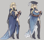 Elf Character Concept