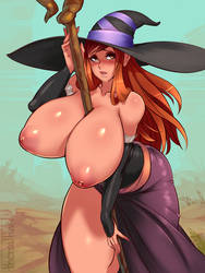 Sorceress August Poll Winner by LiveForTheFunk