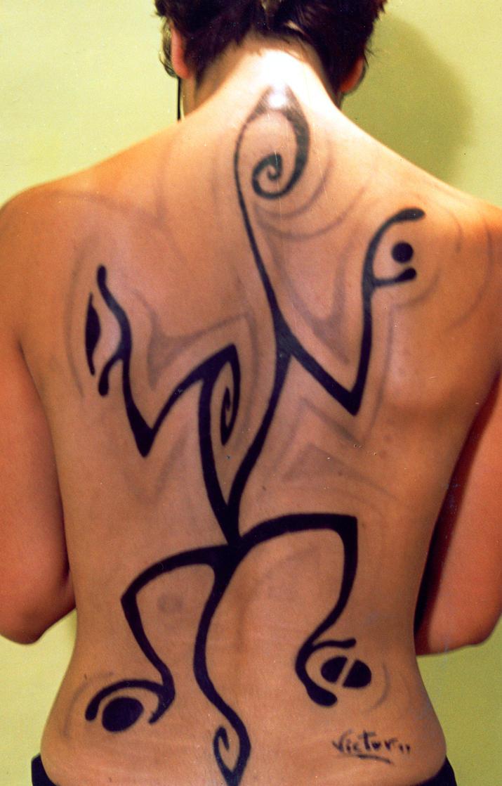 Body Painting Henna