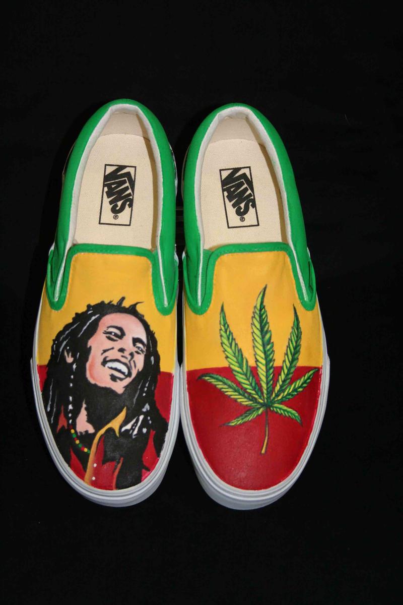Bob Marley By SDRastaVibeZ