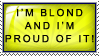 Stamps - Blonde by FlameOfSpirit