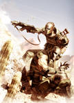 Army of Two - Desert Warfare