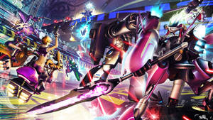 Relic Knights: Darkspace Calamity