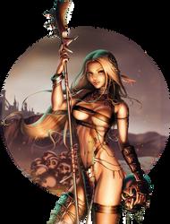The Goblin Hunter by chesterocampo