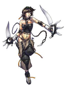 NOMADS Cyberpunk 2