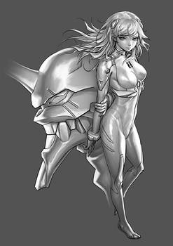 N.G.E. - Grayscale Rendering (Part 1)