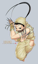 everybody loves a ninja girl by chesterocampo